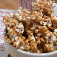 Caramel Popcorn - Two Ways