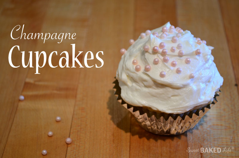 Champagne Cupcakes-1