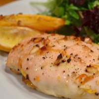 Citrus Marinated Roasted Chicken