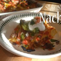 Skirt Steak Nachos