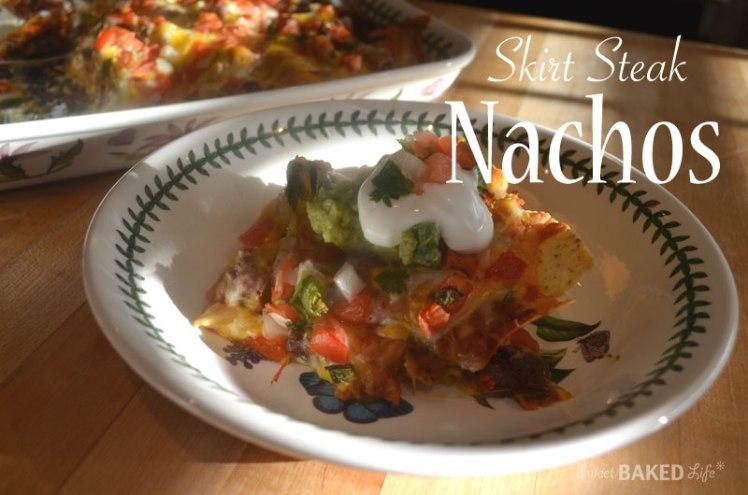Skirt Steak Nachos
