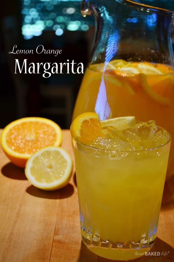 Lemon-Orange-Margarita