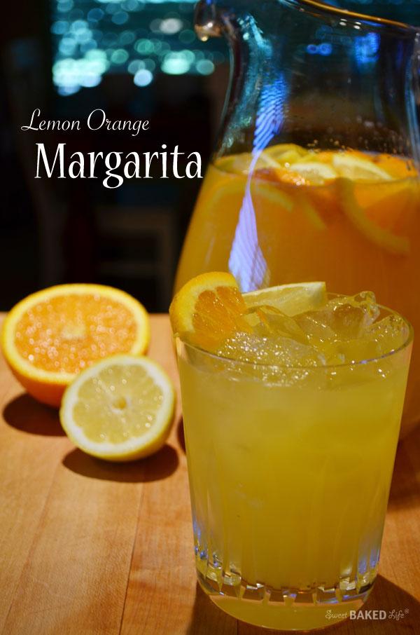 Lemon-Orange-Margarita