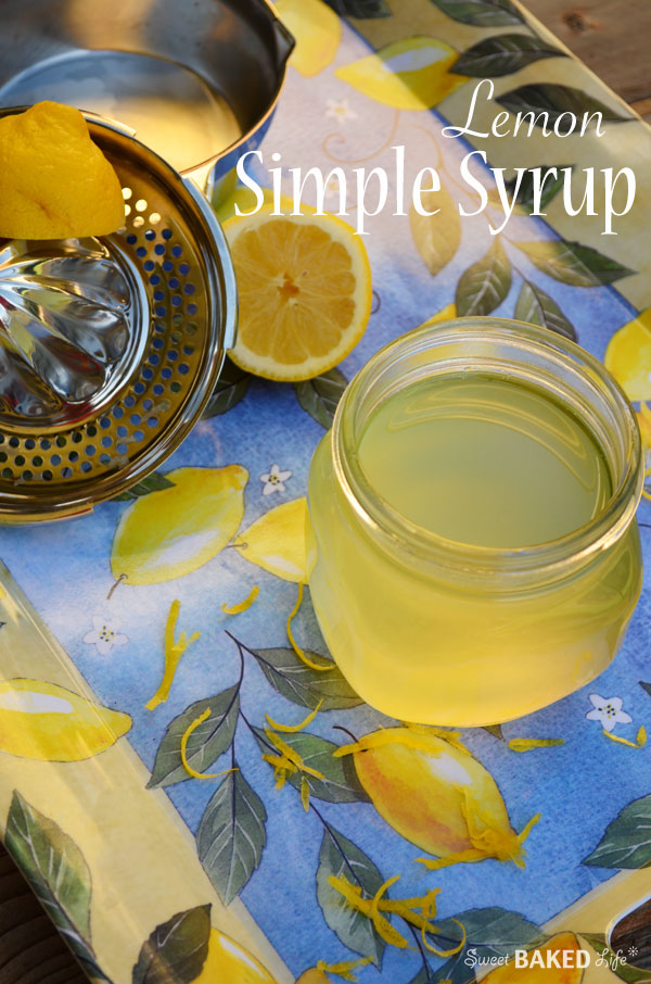 LemonSimpleSyrup