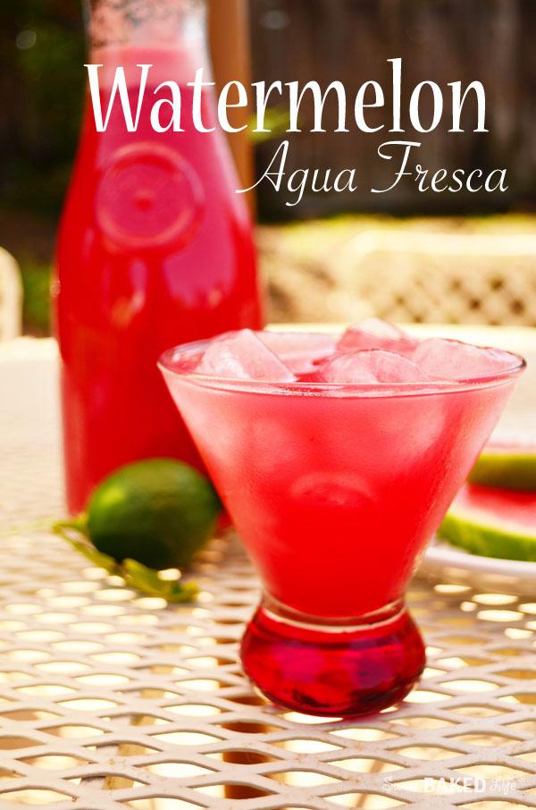 WatermelonAguaFresca