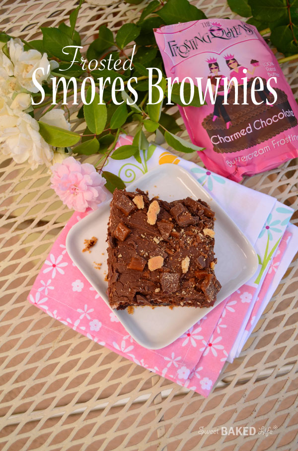 FrostedSmoresBrownies