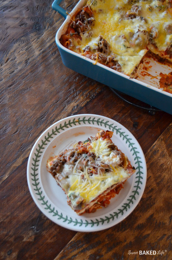 Meat Lover Lasagna-2