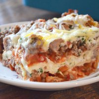 Meat Lover Lasagna