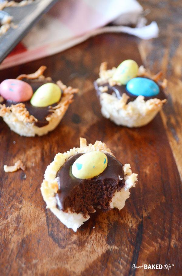 Robin's Nest Coconut Chocolate Bites