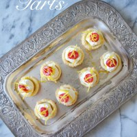 Lemon Marshmallow Tarts