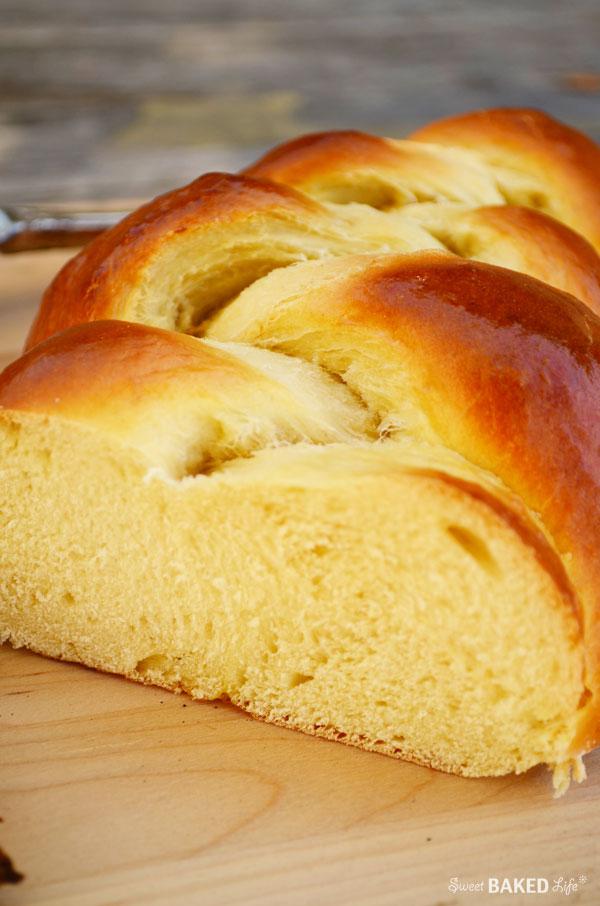 Challah Twist Bread | Sweet Baked Life