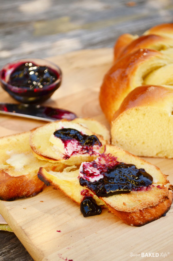 Challah Twist Bread | Sweet Baked Life