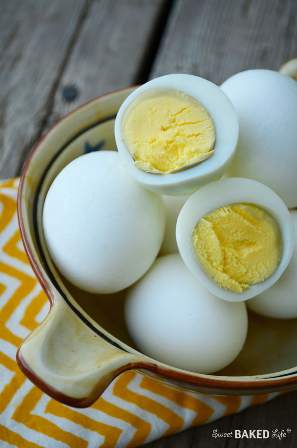 how to cook the perfect hard boiled egg heston