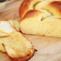 Challah Twist Bread