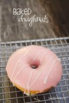 Pretty and delicious Baked Doughnuts | Sweet Baked Life