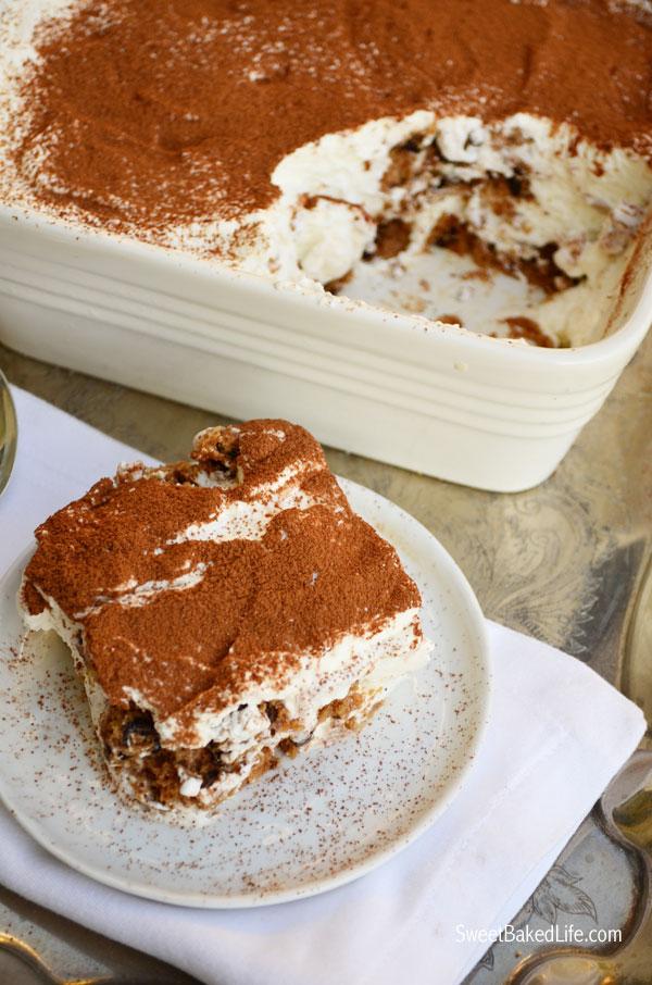 Baileys Chips Ahoy Icebox Cake