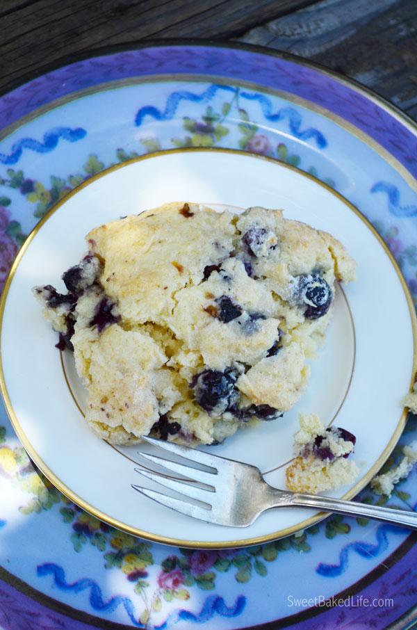 Blueberry Breakfast Cake | Sweet Baked Life