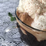 Honey Mocha Irish coffee | #sweetbakedlife