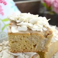 Coconut Poke Cake {dairy-free, gluten-free}