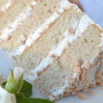 Snickerdoodle Crunch Cake @sweetbakedlife.com