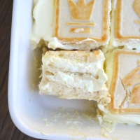 Lemon Layered Dessert {no bake}