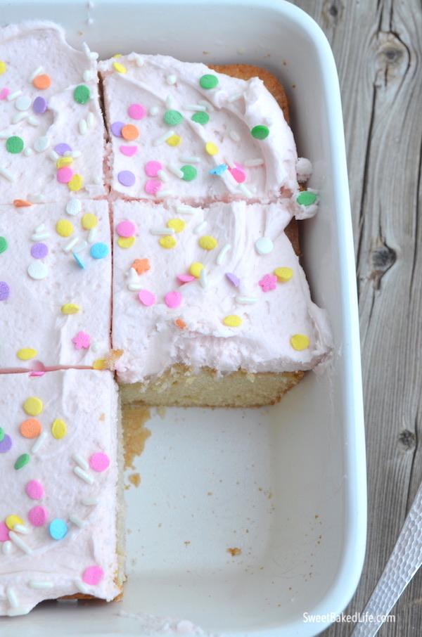 Vanilla Snack Cake-10